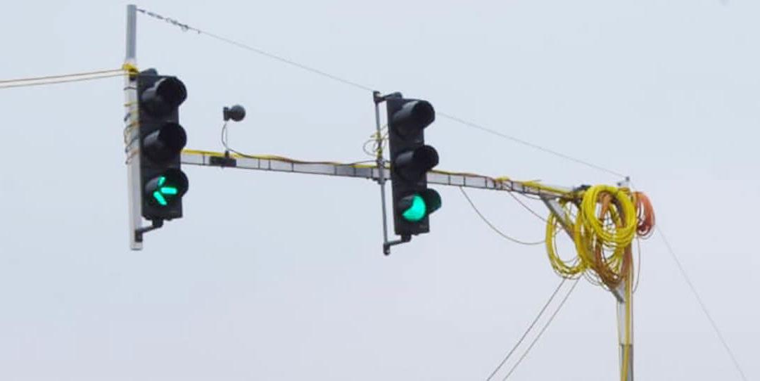 Verkehrsrechtliche Anordnung für Baustellen im Straßenbereich